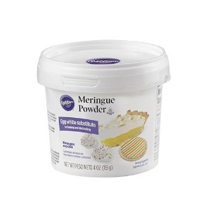 Wilton Meringue Powder, 4 oz Can