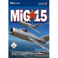 MIG-15 Add-On For Microsoft Flight Simulator X (PC CD) (輸入版)