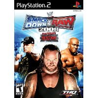 Wwe Smackdown Vs Raw 2008-Nla