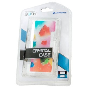 3DS Crystal Case Case plus 3D Sticker (輸入版)