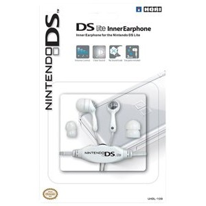 Nintendo DS Lite Inner Earphone (輸入版)