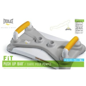 Wii Fit Everlast Push Up Bar (輸入版)