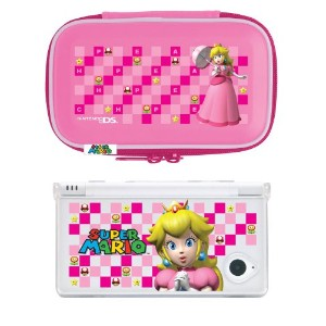 DSi Protection Kit - Princess Peach Version (輸入版)