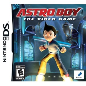 Astro Boy: The Video Game (輸入版:北米) DS