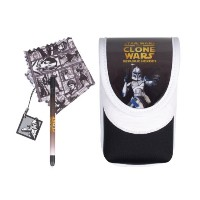 DSi and DS Lite Star Wars: The Clone Wars Game Sleeve Kit - Rex (輸入版)
