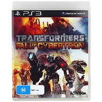 Transformers: Fall of Cybertron (輸入版:北米)