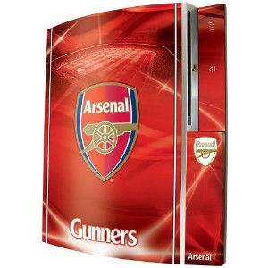 Arsenal F.C. PS3 Console Skin