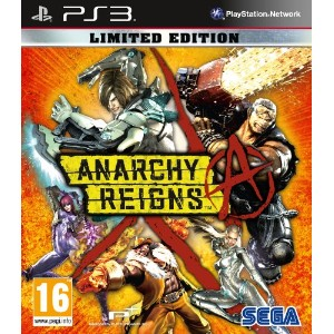 Anarchy Reigns: Limited Edition