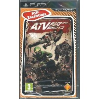 ATV Offroad Fury Pro - Essentials (PSP) (輸入版)