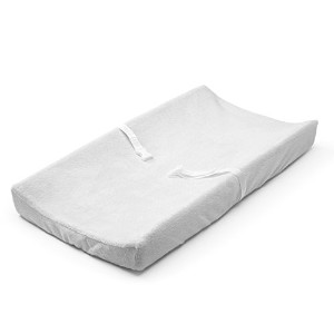 Summer Infant Ultra Plush Change Pad Cover - White by Summer Infant [並行輸入品]