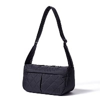 (ヘッド・ポーター) HEADPORTER HEXHAM SHOULDER BAG BLACK