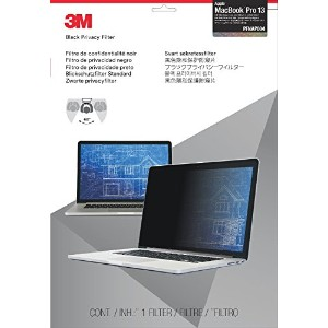 "3M - Notebook privacy filter - 13"" - for Apple MacBook Pro with Retina display (13.3 in)"