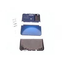 Third Party - coque New 3DS XL Bleu - 3700936104533