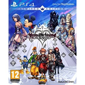 Kingdom Hearts HD 2.8 Final Chapter Prologue Limited Edition (PS4) - Imported