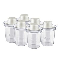 Tommee Tippee Closer to Nature Mllk Powder Dispensers (6-Pack)