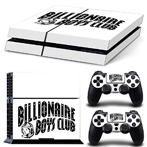 FriendlyTomato PS4専用 Skin プレイステーション4用スキンシール - Rich Billionaire Money - PlayStation 4 Vinyl
