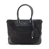 【正規販売店】ペッレモルビダ トートバッグ 2WAY Tote Bag Capitano PELLE MORBIDA PMO-CA101 Black-Black