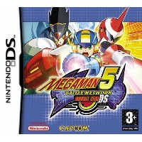 Megaman Battle Network 5 Double Team (Nintendo DS) by Nintendo [並行輸入品]