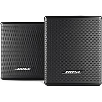 Bose Virtually Invisible 300 wireless surround speakers ワイヤレスリアスピーカー (2台1組) ブラック【国内正規品】