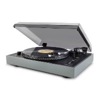 CR6009A-GY Advance Turntable with USB and Software Suite for Ripping and Editing Audio アドバンス...