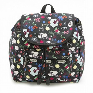 LeSportsac レスポートサック リュック 9808 Small Edie Backpack D839 SCHOOL'S OUT [並行輸入商品]