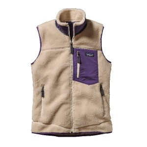 パタゴニア(patagonia) W's Classic Retro-X Vest 23082 (M, Natural//Neutral(NAT))