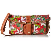 デシグアル(Desigual)Bols_clutch Urban Jungle null88-61x51H8-3000