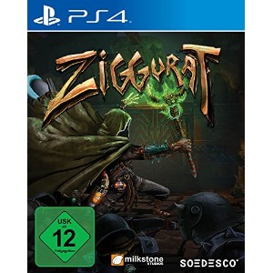 Ziggurat (PlayStation PS4)
