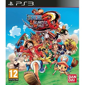 One Piece Unlimited World Red - Case Not In English (PS3) (輸入版)