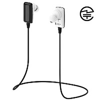ECSEM Bluetoothイヤホン bluetooth Ver4.0 イヤホンhuawei mate 9/ P9 Android iPhone7 iphone6 iphone 6 plus...