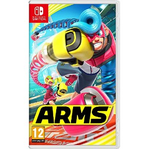 ARMS (Nintendo Switch) (輸入版)