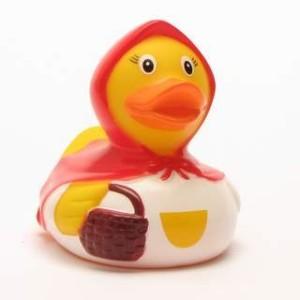 Rubber Duck Little Red Riding Hood - ???????