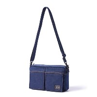 (ヘッド・ポーター) HEADPORTER INDIGO SHOULDER BAG INDIGO