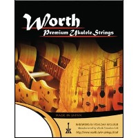 Worth Ukulele Strings BT Low-G