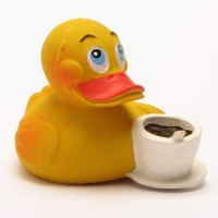 Coffee Rubber Duck - ???????