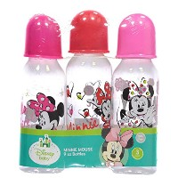 Disney Minnie Mouse 9 oz - Baby Bottles by Disney