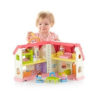 Fisher-Price Little People Surprise & Sounds Home by Fisher-Price [並行輸入品]