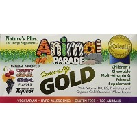 Nature's Plus, Source of Life Animal Parade Gold, Children's Chewable Multi-Vitamin & Mineral...