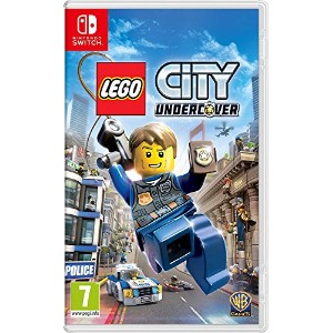 LEGO City Undercover (Nintendo Switch) (輸入版)