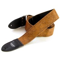 Couch Guitar Strap Brown Western Ver.2