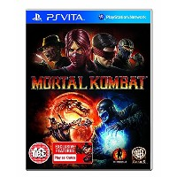 Mortal Kombat (PlayStation Vita) (輸入版)