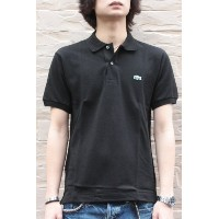 LACOSTE (ラコステ) L1212 POLO SHIRTS (BLACK) 3 (M) size