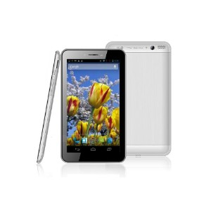 SIMフリー3G Phone Call・Full Function 高解像度7インチタブレット 2014年モデル 完全日本仕様 Wize WA12S-WT7 Android4.2.2搭載...