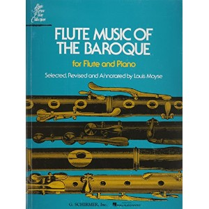 Flute Music Of The Baroque / バロック期のフルート・ミュージック
