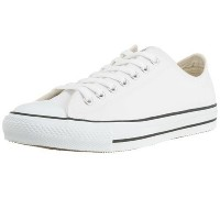 [コンバース] LEATHER ALL STAR OX WHITE 25.5cm 11552