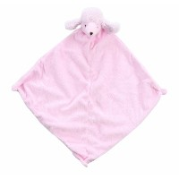 Angel Dear Pair and a Spare 3 Piece Blanket Set, Poodle by Angel Dear