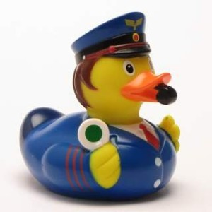 Rubber Duck Conductor - ???????