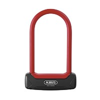 ABUS GRANIT PLUS 640/150 BLACK/RED