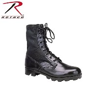 "Rothco 8 "" Gi Type Jungle Boot US サイズ: 2 M US カラー: ブラック"