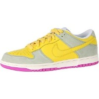 [ナイキ] NIKEレディーズ Women NI317815-771 Dunk Low CL -tour yellow 22CM (US 5.0)